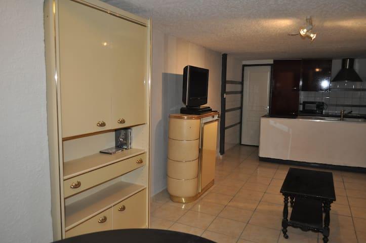 Appartement type F3 rez- de- jardin - Hirtzbach - Casa