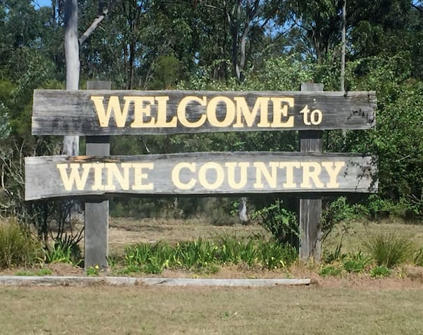 Minutes to Cessnock CBD & wineries, rural outlook