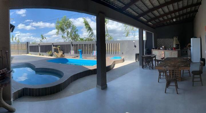 Casa na CHÃ DO LINDOLFO EM BANANEIRAS