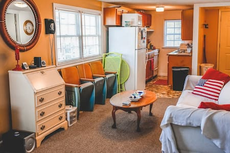 Sweet Spot Cottage-IOP & Folly Beach are OPEN!