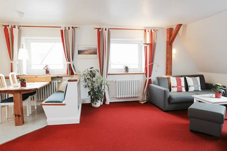 Strandnahes Apartment mit Leuchtturm & Meerblick. - Hörnum (Sylt) - Kondominium