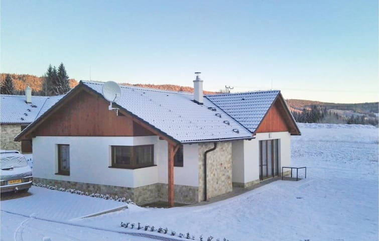 Holiday cottage with 3 bedrooms on 79m² in Lipno nad Vltavou