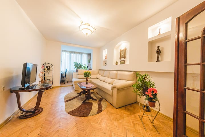 Alex's Ultracentral Apartment with 3 rooms - Timișoara - Apartament