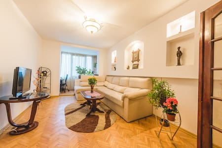 Alex's Ultracentral Apartment with 3 rooms - 蒂米甚瓦拉(Timișoara)