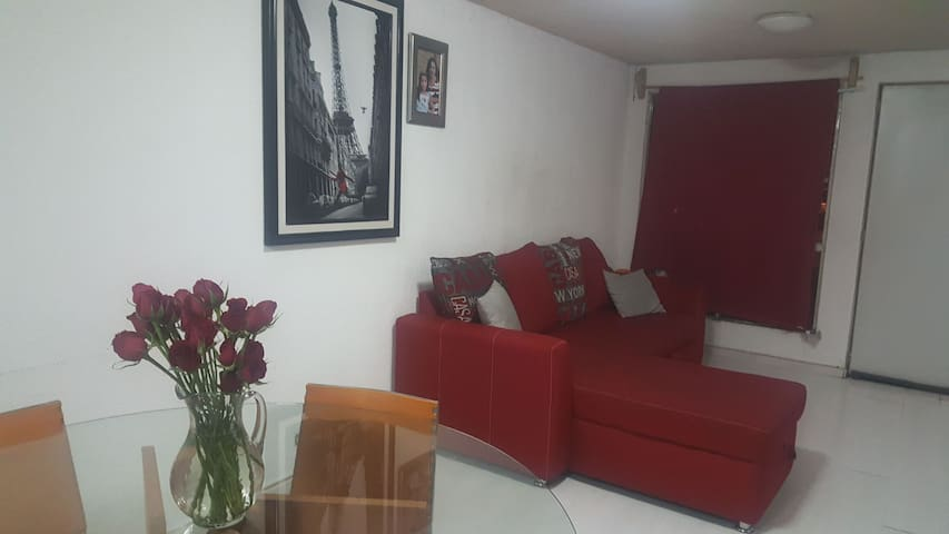 ¡Casa acogedora! tv/wi fi/reja eléctrizada