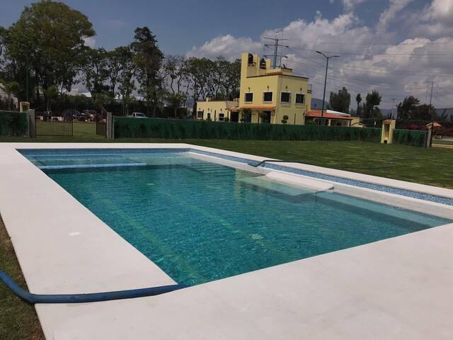 Quinta Elena I - Loft & Apt - Atlixco - El Cristo