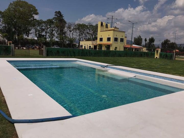 Quinta Elena - Rancho y loft-departamento  Atlixco