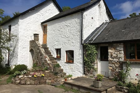 The Old Byre, Rhydlafar Farm