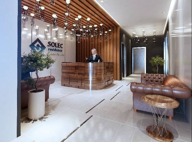 Apartment SOLEC 3 with A/C