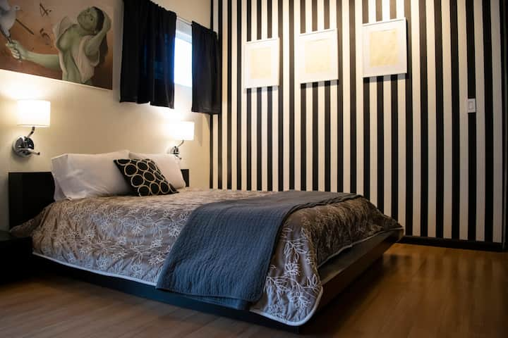 LOMAS: Loft acogedor, cómodo y moderno