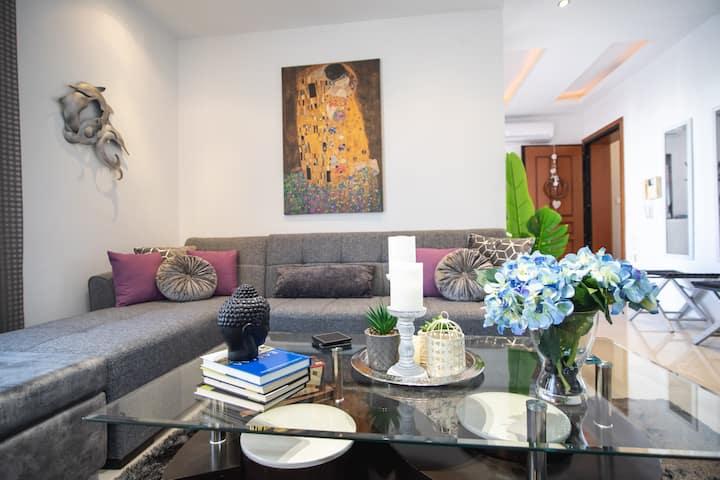Luxury & Cozy Apartment
