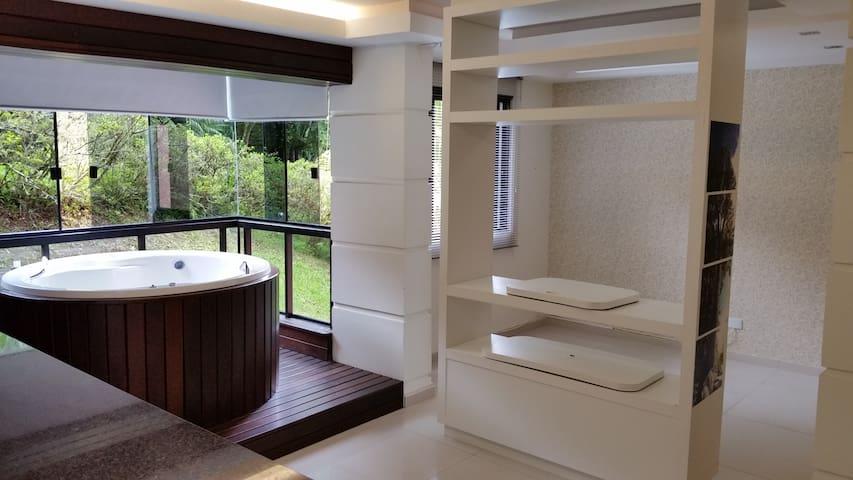 Apart at Barigui Park- Curitiba - Curitiba - Apartemen