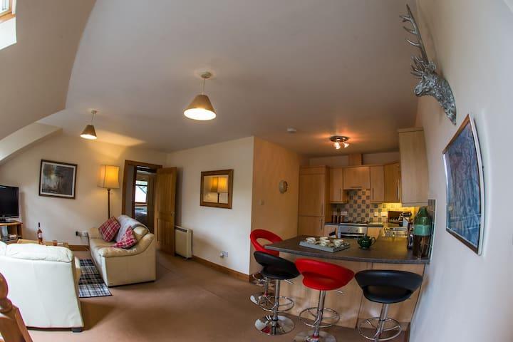 Grey Stag Luxury Apartment