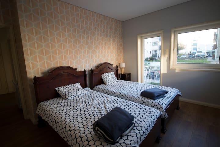 Bedroom #3 (twin room)
