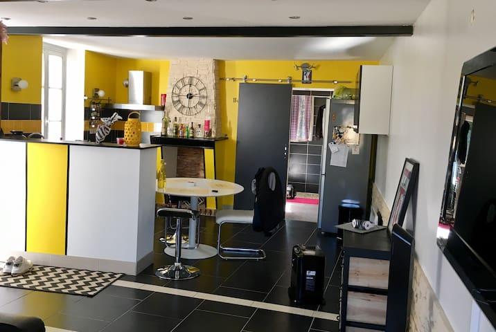 Petite maison au calme - Saint-Jean-le-Blanc - Hus