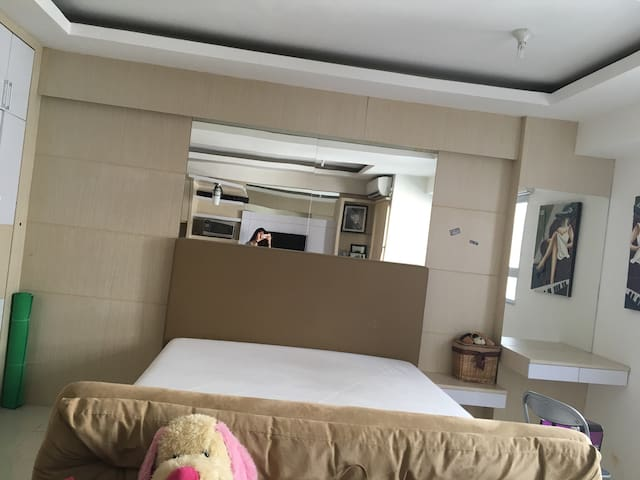 Cozy room to stay in Surabaya! - Surabaya - Wohnung