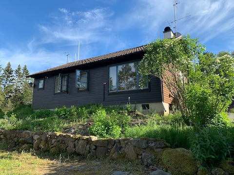 Bohemian country house in Stockholm Archipelago