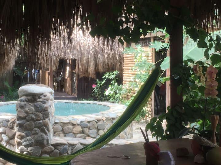 La Perlita de Palomino Private Double Room w/ Bath