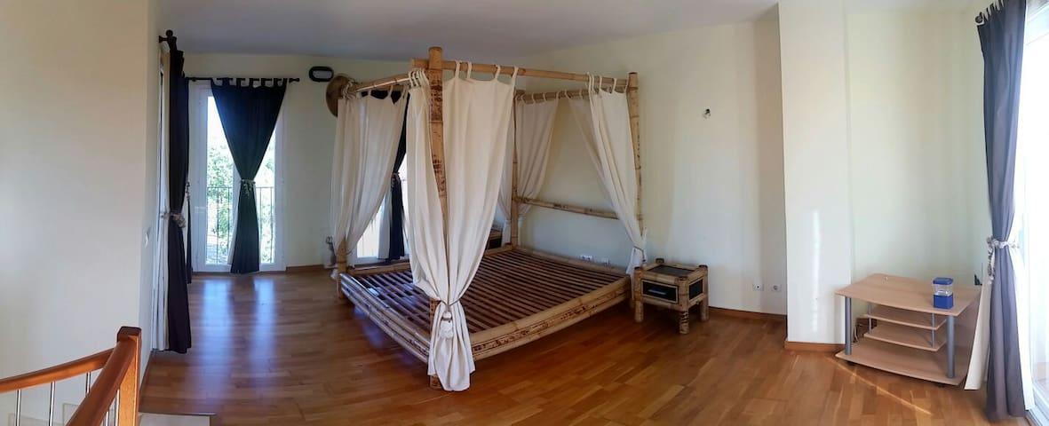 Habitación individual para 2 pers - Vilafranca de Bonany - Casa