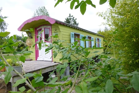 Caravan into the wild! - Ailly-sur-Somme