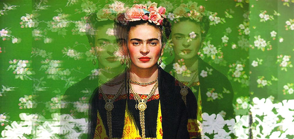 Frida Kahlo Room