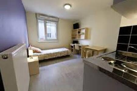 appartement au calme parfait pour étudiant - Isère - アパート