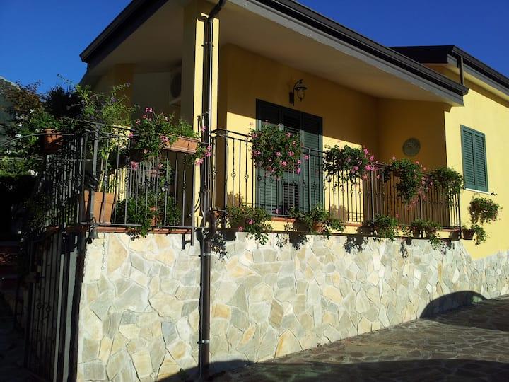 Villa a Maratea