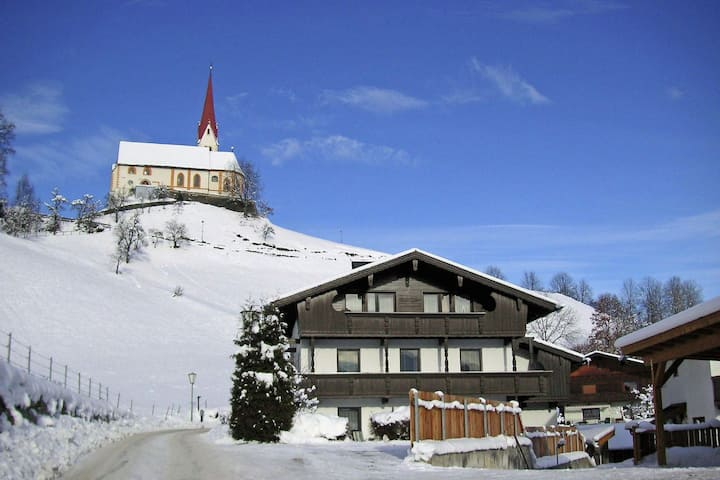 Splendid Apartment in Fugen near Ski Area