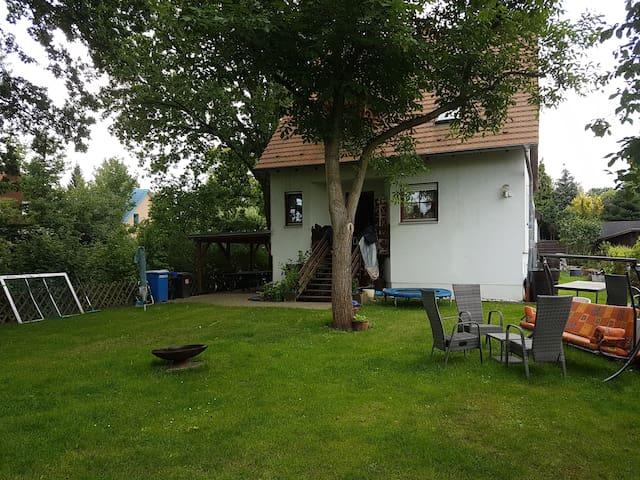 Big Family House - Whirpool and Garden