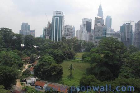 Downtown KL unit (10 min to KLCC) - Kuala Lumpur - Lyxvåning