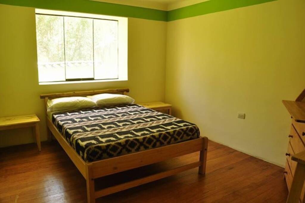 Double bed room 1