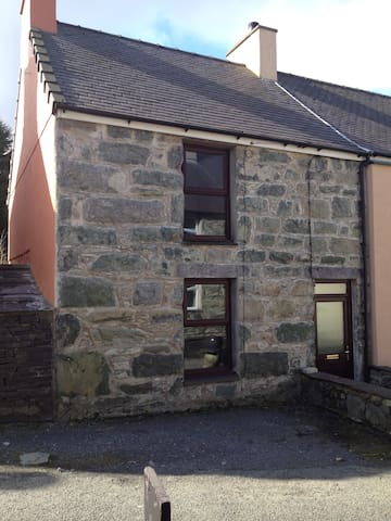 Snowdonia quarrymans cottages