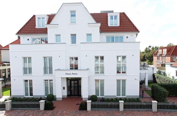 Haus Anna Wohnung 3, auf Wangerooge - Wangerooge - Flat