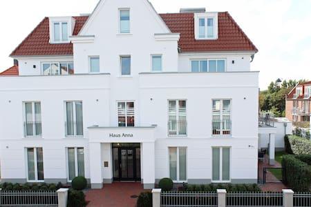 Haus Anna Wohnung 3, auf Wangerooge - Wangerooge