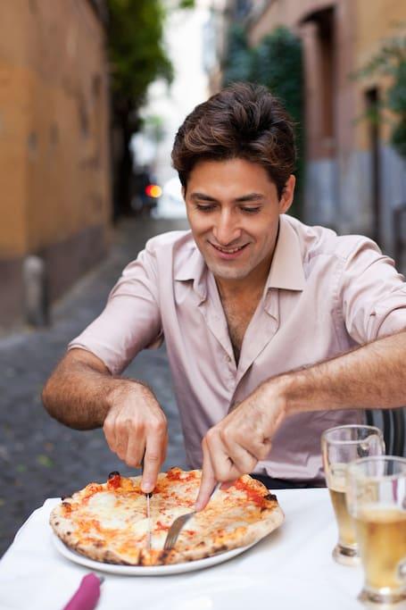 Taste the best of Rome (Trastevere)