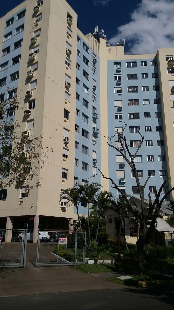 Apartamento na zona norte de Porto Alegre