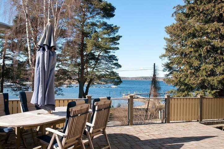 Rum i villa intill havet norr om Stenungsund - Ödsmål - Casa de camp