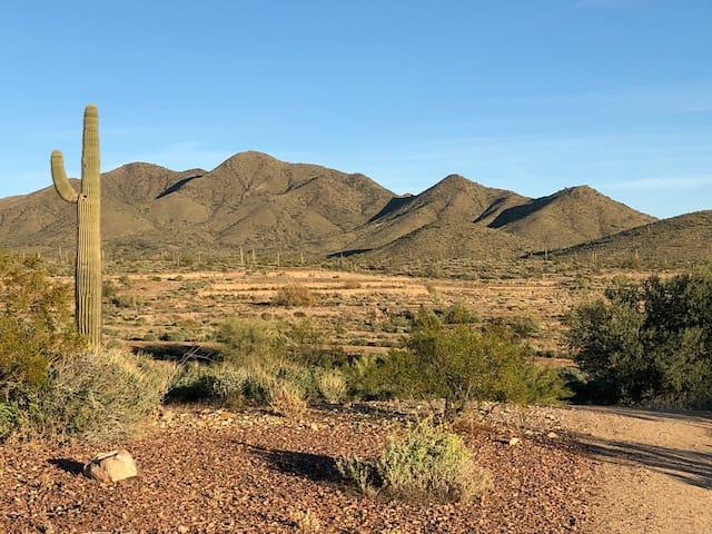 North Phoenix retreat. WALK to Daisy Mountain
