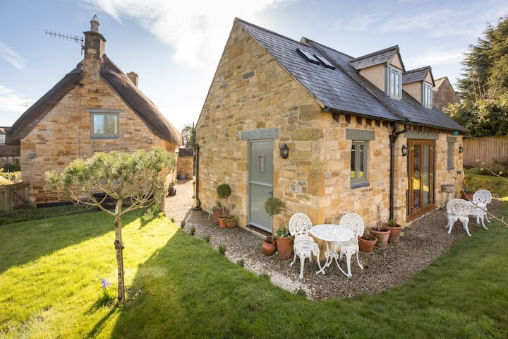 Cotswolds, Cotswold village. Cosy. - Stretton-on-Fosse - Casa