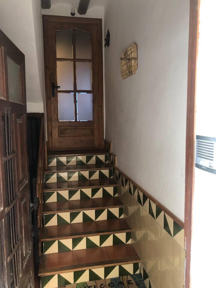 Casa ideal per a famílies al Priorat.
