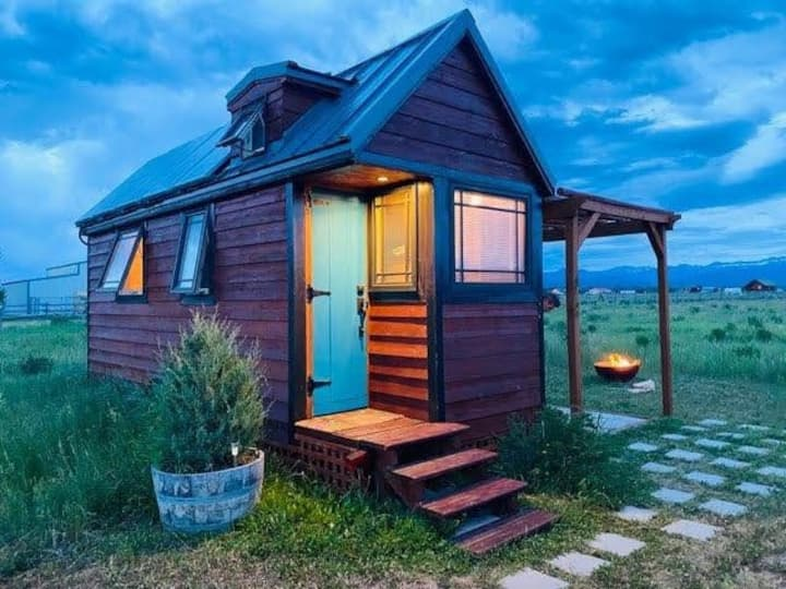 Tiny Home with Spectacular Teton View