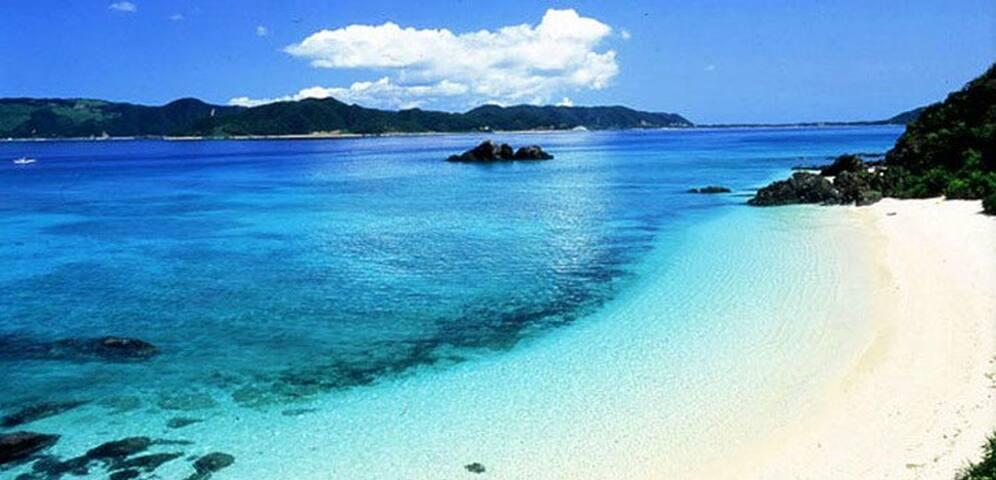 奄美大島にある最南端の宿