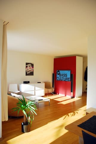 Lovely & bright apartment - Zurique - Apartamento
