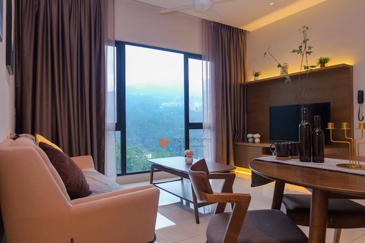Cozy 2BR Apartment 5mins to GPO & Skyway Cable Car