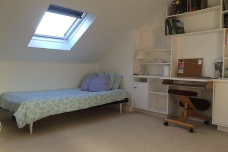 Attic room in central Winchester - Winchester - Hus