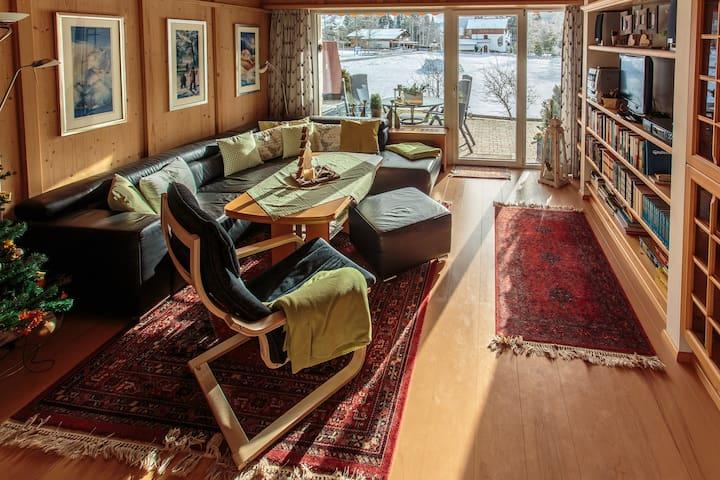 Haus LUNDSÖR - Seefeld in Tirol - 一軒家