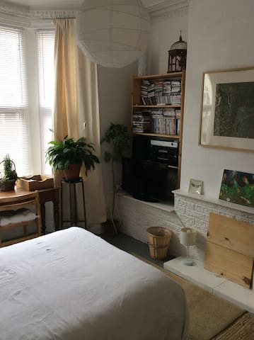 Two comfortable rooms in vibrant Easton.