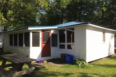 Cottage #2: 2-Bedroom on Big Gull Lake