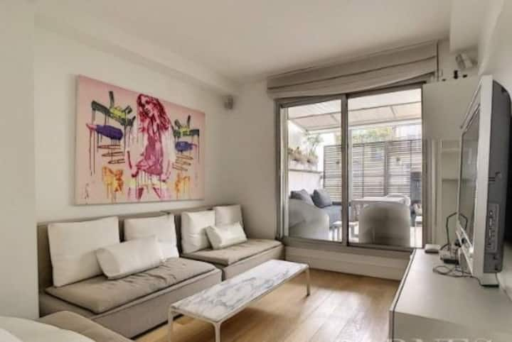 Class A appartement in Manhattan