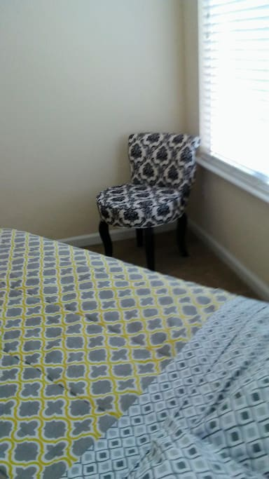 Boutique Chair in Room